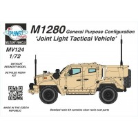 M1280 General Purpose Configuration 'Joint Light Tactical Vehicle' 1/72