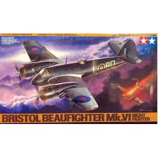 Bristol Beaufighter Mk.VI Night Fighter 1/48