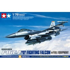 Lockheed Martin F-16CJ Fighting Falcon w/full equipment 1/72