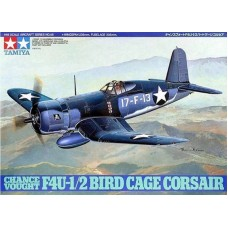 Chance Vought F4U-1/2 Bird Cage Corsair 1/48
