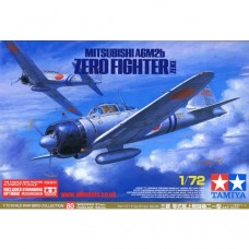 A6M2b Zero Fighter (Zeke) 1/72