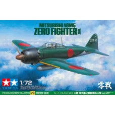 Mitsubishi A6M5 Zero Fighter (Zeke) 1/72
