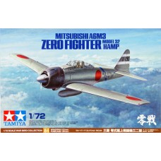 Mitsubishi A6M3 Zero Fighter Model 32 (Hamp) 1/72