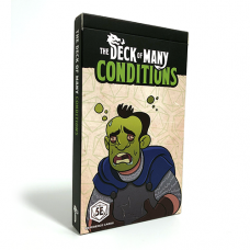 D&D The Deck of Many: Conditions