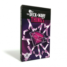 D&D The Deck of Many: Things