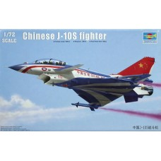 Chinese J-10S fighter 1/72