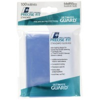 Ultimate Guard - Standard Size - Precise Fit - Side-Loading sleeves