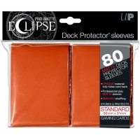 UltraPro Eclipse Deck Protector Sleeves Standard Size Matte (80)