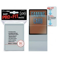 Ultra Pro PRO-FIT Small Sleeves (100 pc)