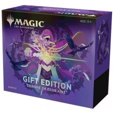 Mtg Throne Of Eldraine Bundle Gift Edition