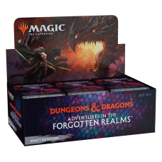 MTG: Adventures in the Forgotten Realms Draft Booster Box