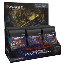 MTG: Adventures in the Forgotten Realms Set Booster Box