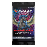 MTG: Adventures in the Forgotten Realms Set Booster