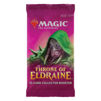 MTG: Throne of Eldraine Collector Booster
