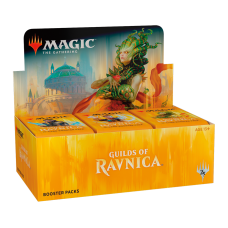 MTG: Guilds of Ravnica display