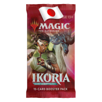 MTG: Ikoria: Lair of Behemoths booster - JPN