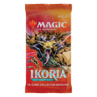 MTG: Ikoria: Lair of Behemoths Collector Booster