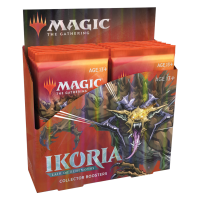 MTG: Ikoria: Lair of Behemoths Collector Booster Box