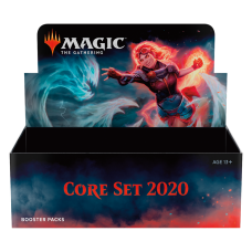 MTG: Core Set 2020 display
