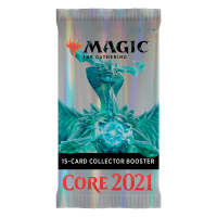 MTG: Core Set 2021 Collectors Booster