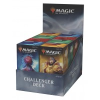 MTG: Challenger deck (United Assault, Arcane Tempo, Deadly Discovery, Lightning Aggro)