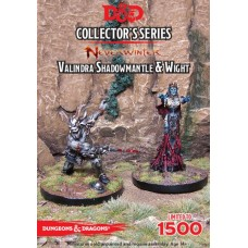 D&D Collector's Series: Valindra Shadomantle & Wight