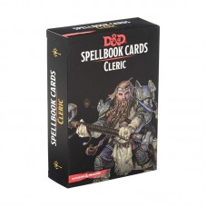 D&D Spellbook Cards - Cleric