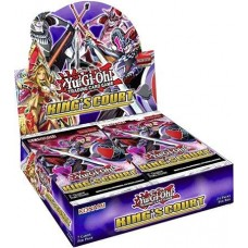 Yu-Gi-Oh: King's Court Booster