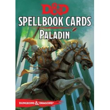 D&D Spellbook Cards - Paladin Deck (4th ed.)
