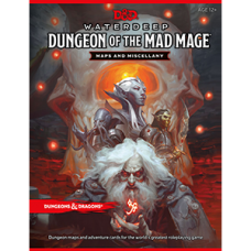 D&D Waterdeep - Dungeon of the Mad Mage Map Pack