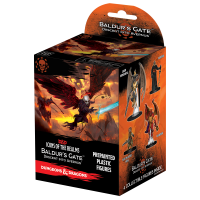 D&D Icons of the Realms: Baldurs Gate Booster