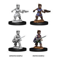Pathfinder Battles Deep Cuts: Halfling Rogue F