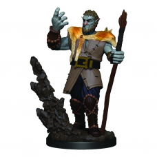 D&D Icons: Firbolg Male Druid Premium Figure