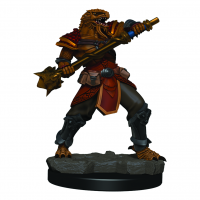 D&D Icons: Dragonborn Male Fighter