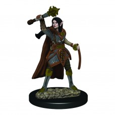 D&D Icons: Elf Female Cleric Premium Figure