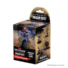 D&D Icons of the Realms: Dragon Heist Booster