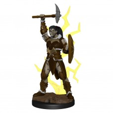 D&D Icons: Goliath Barbarian Female Premium Figure