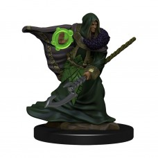 D&D Icons: Elf Druid Male Premium Figure