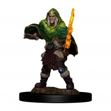 D&D Icons: Elf Fighter Male Premium Figure