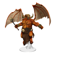 D&D Icons of the Realms: Orcus, Demon Lord of Undeath Premium Figure