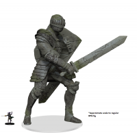 D&D Walking Statue of Waterdeep: the Honorable Knight