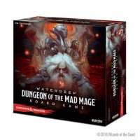 D&D Dungeon of the Mad Mage Adventure System