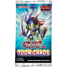Yu-Gi-Oh: Toon Chaos Booster