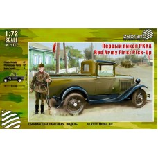 GAZ-4 Red Army First Pick-Up 1/72