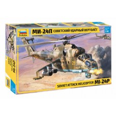 MIL Mi-24P Russ. Attack Helicopter 1/48