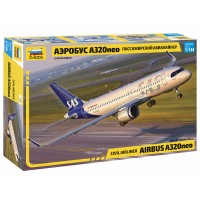 Civil Airliner Airbus A320neo 1/144