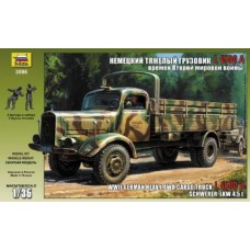 4WD Cargo Truck L 4500 A 1/35