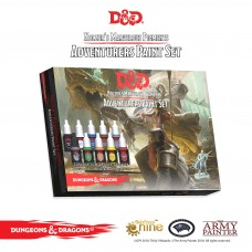 Nolzur's Marvelous Pigments: Adventurers Paint Set --- DAMAGED PACKAGING