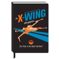 Star Wars A5 Notebook X-Wing Icon